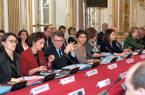 Comité interministériel aux droits des femmes : un Gouvernement résolument tourné vers l'avenir.
