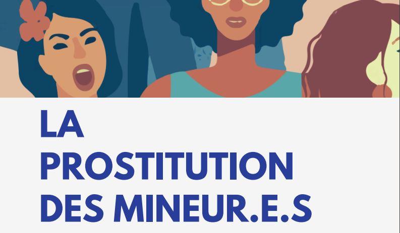 COMPTE-RENDU «La prostitution des mineur.e.s : tour d'horizon de la prévention et de l'accompagnement des victimes»