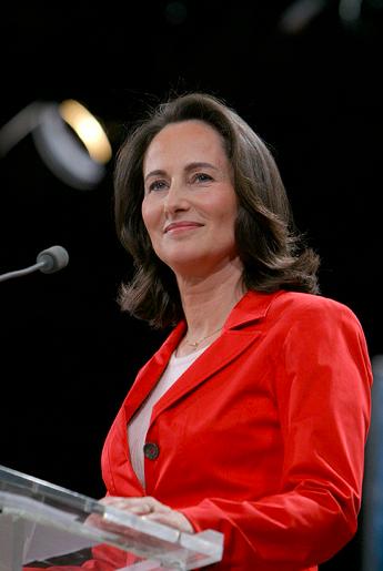 Législatives: L'Assemblée des femmes soutient Ségolène ROYAL