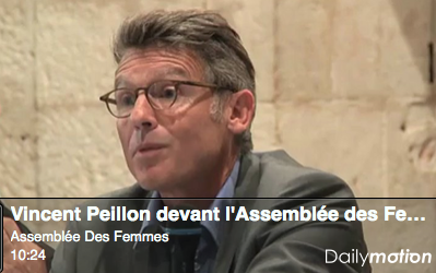Intervention de Vincent Peillon devant l'AdF, La rochelle- 23 août 2012
