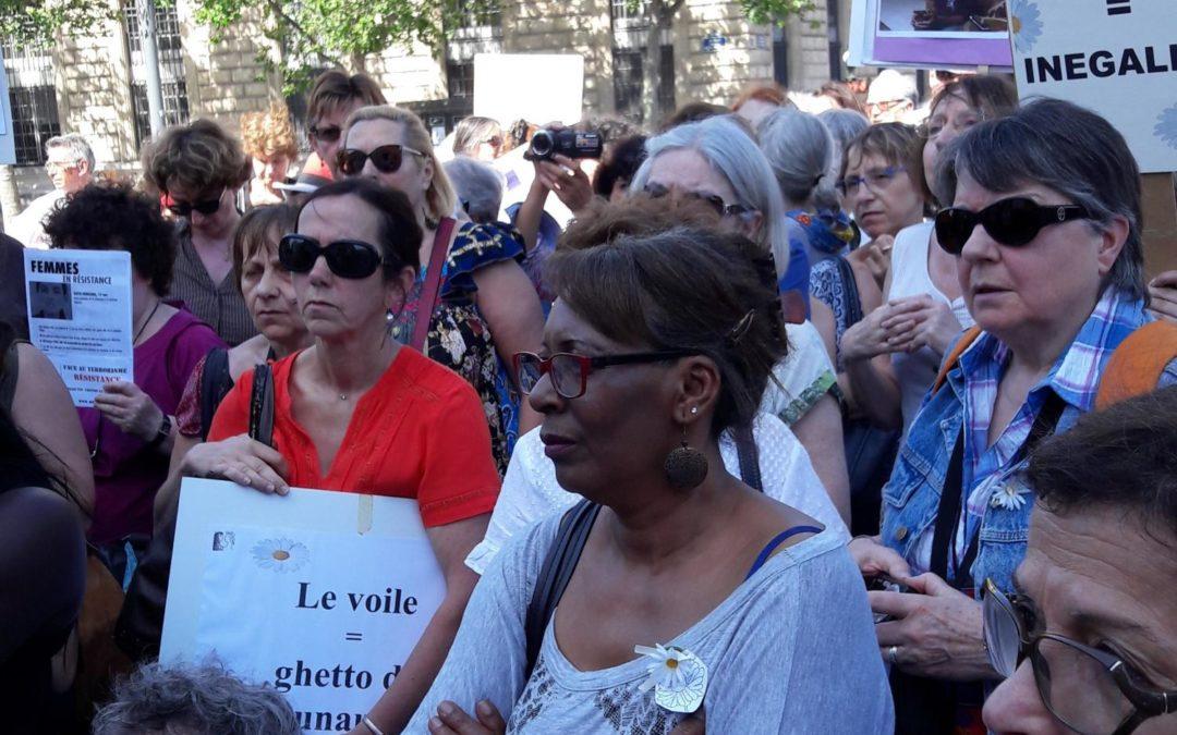 Journée mondiale des femmes sans voile